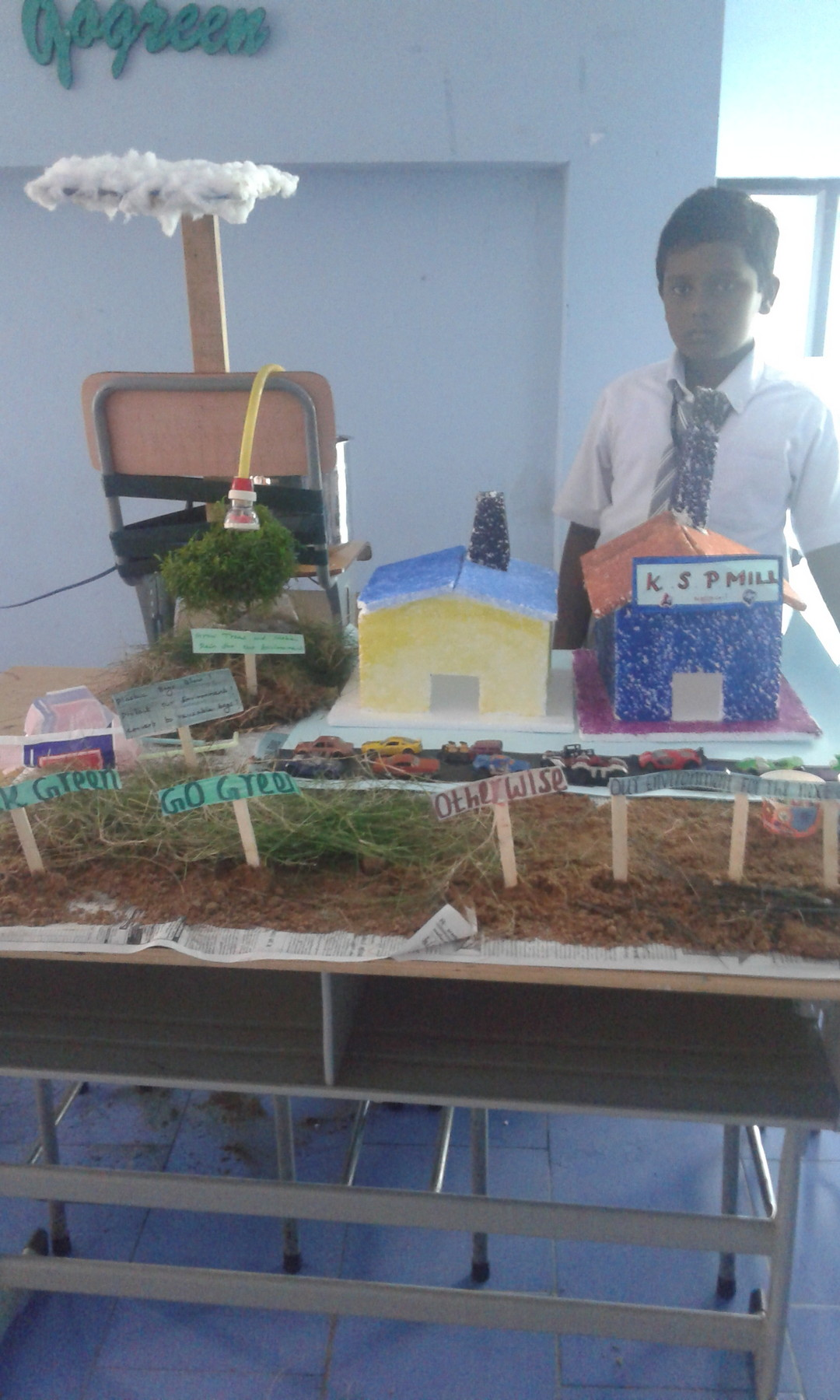 SCIENCE EXPO 2014 - 15